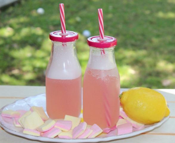 Pink lemonade recipe