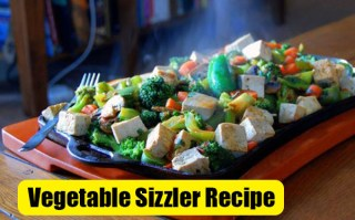 Easy Vegetable Sizzler Recipe