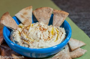 Hummus — Fast, Easy and Homemade