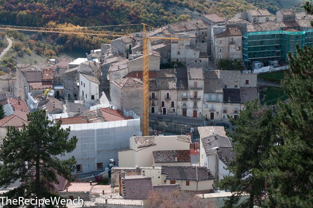 Castel del Monte restoratijon