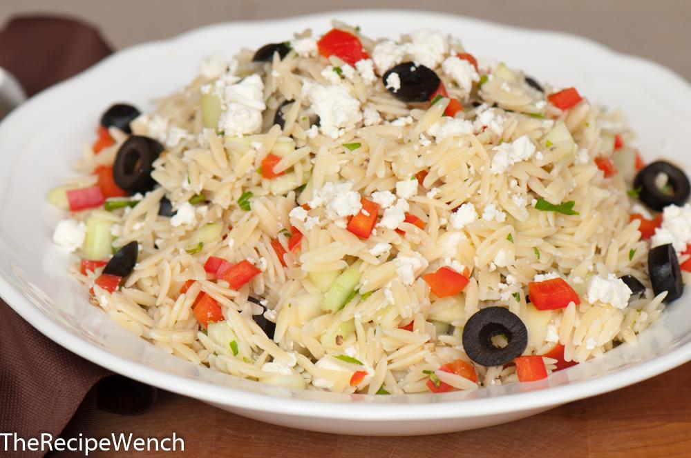 orzo salad 5