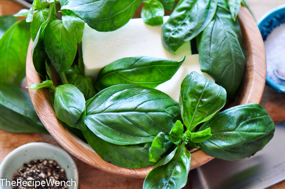Basil Butter – Life's Little Pleasures