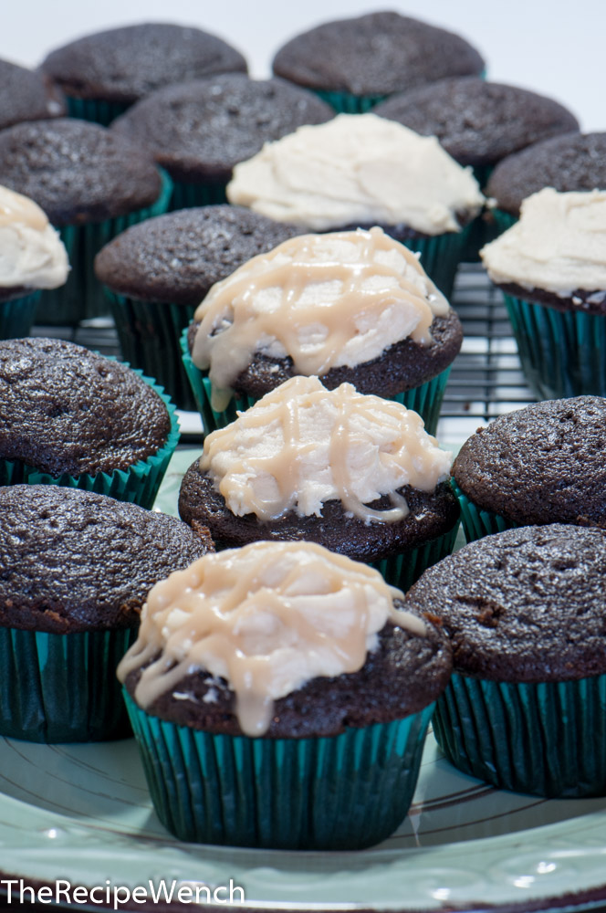 Guinness Chocolate Cupcakes