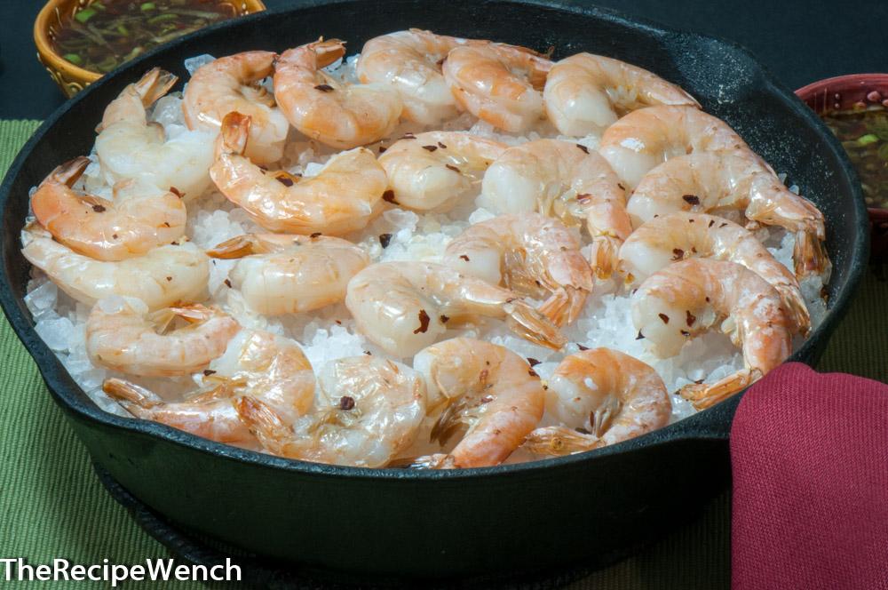 Roasted Shrimp Appetizer