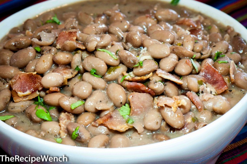 mexican pinto beans pinto beans mexican style the recipe wench 30870