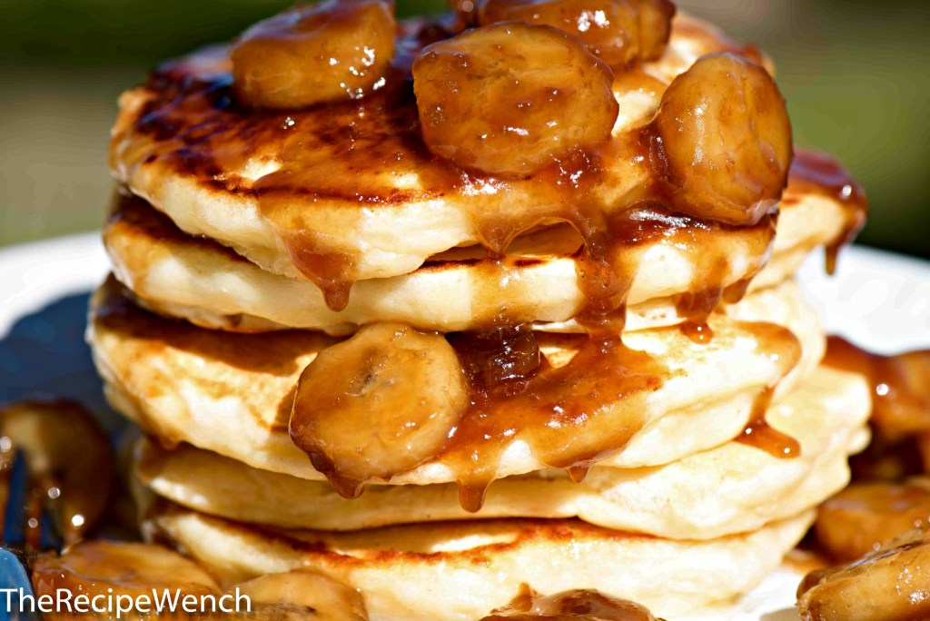 Caramelized Banana Topping