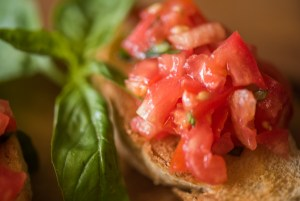 Bruschetta – Simple and Delicious