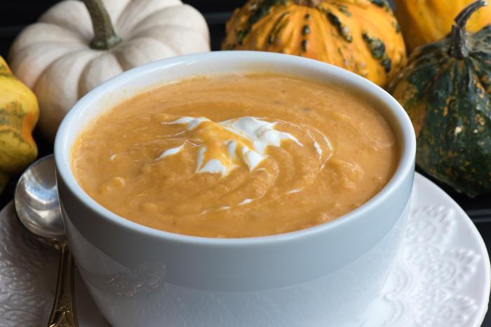 Creamy Vegetable Soup