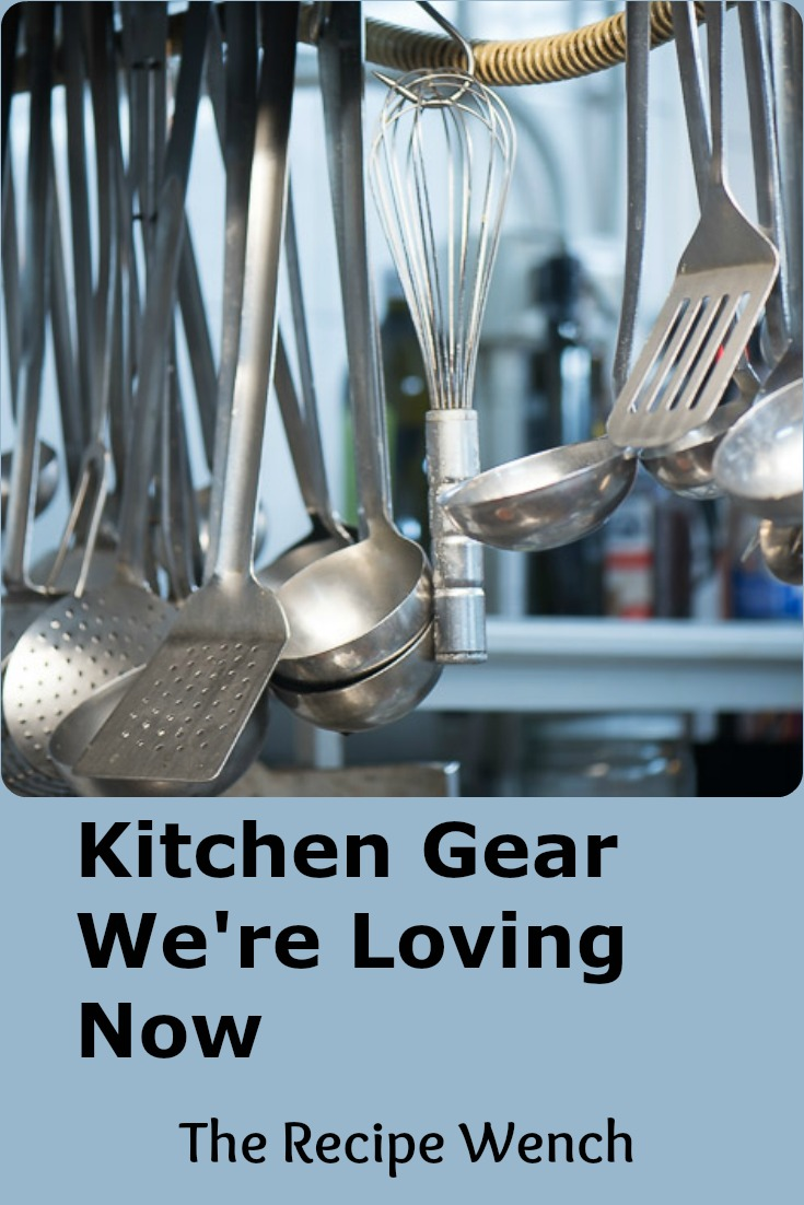 Here's my ongoing list of useful kitchen equipment. I explain what I like it and how I use it. What are your favorite kitchen items?