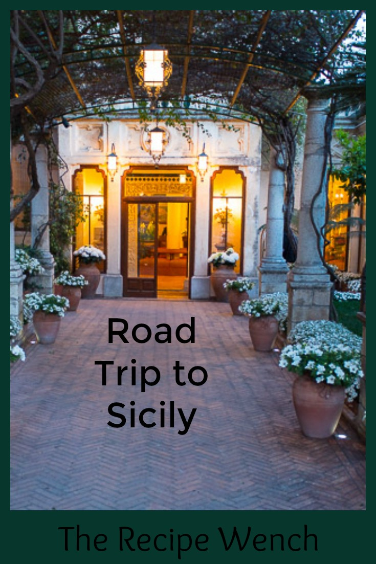 Let me tell you about our road trip to Sicily! Food, fun, seriously steep steps and macaroni! | The Recipe Wench