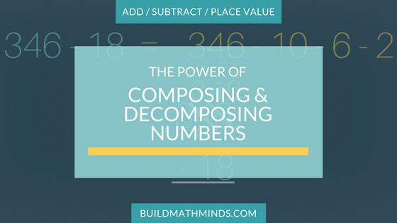 Composing And Decomposing Numbers The Recovering Traditionalist - Download Composing And Decomposing Numbers Kindergarten Worksheets Pics