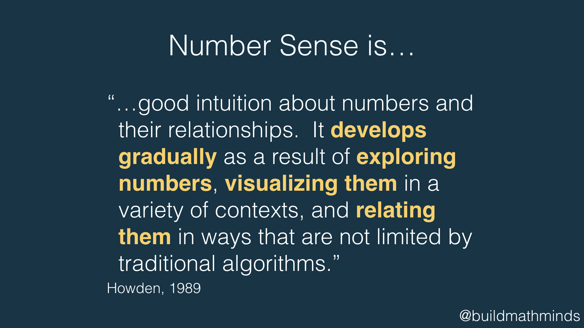 Components of Number Sense in 3rd-5th - The Recovering Traditionalist [ 1080 x 1920 Pixel ]