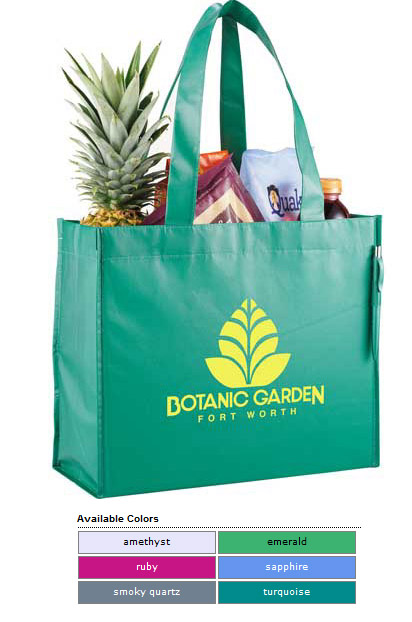 Reusable Grocery Bags Logo