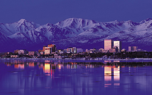 Anchorage-Skyline
