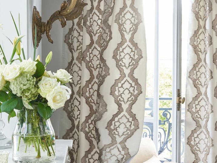 Essevi tende e design tendaggi e tessuti d 39 arredamento a for Tessuti arredamento torino