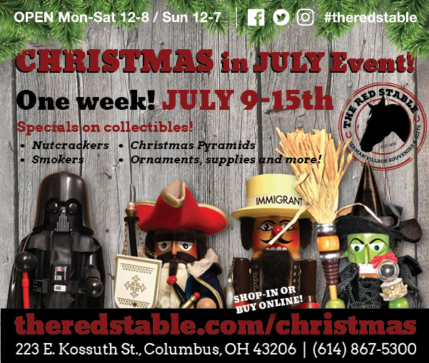 Christmas in July @ The Red Stable