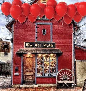 Happy 3rd Birthday to The Red Stable! @ The Red Stable