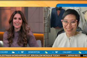 Shelli Oh Interviewed on Breakfast Television