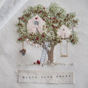 The Stitchery Hand Embroidery Kits & Tools at The Reed Warbler Shop