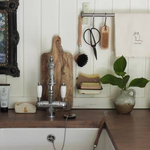 Kitchen and tools items at The Reed Warbler Shop