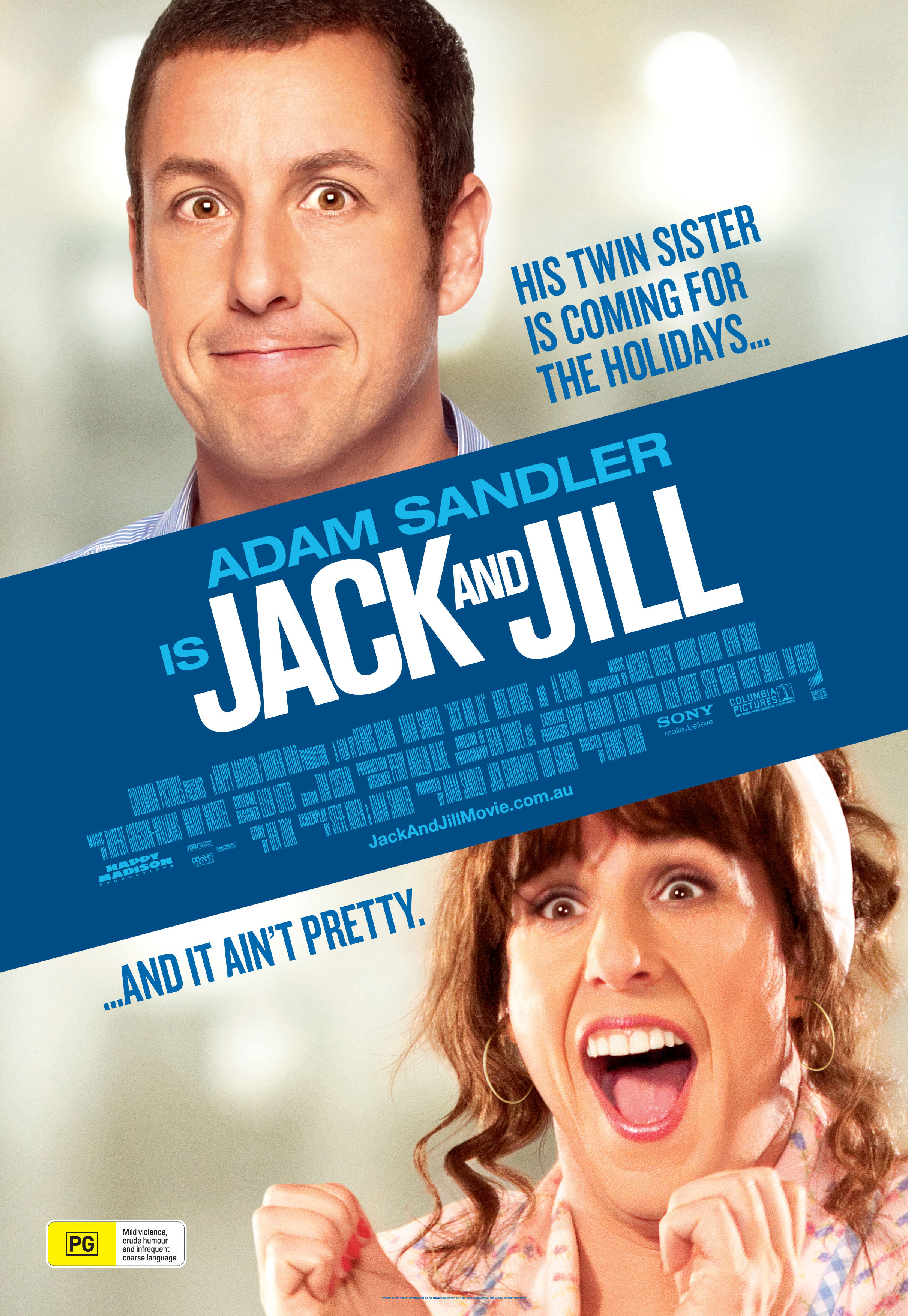 Review Jack and Jill  The Reel Bits