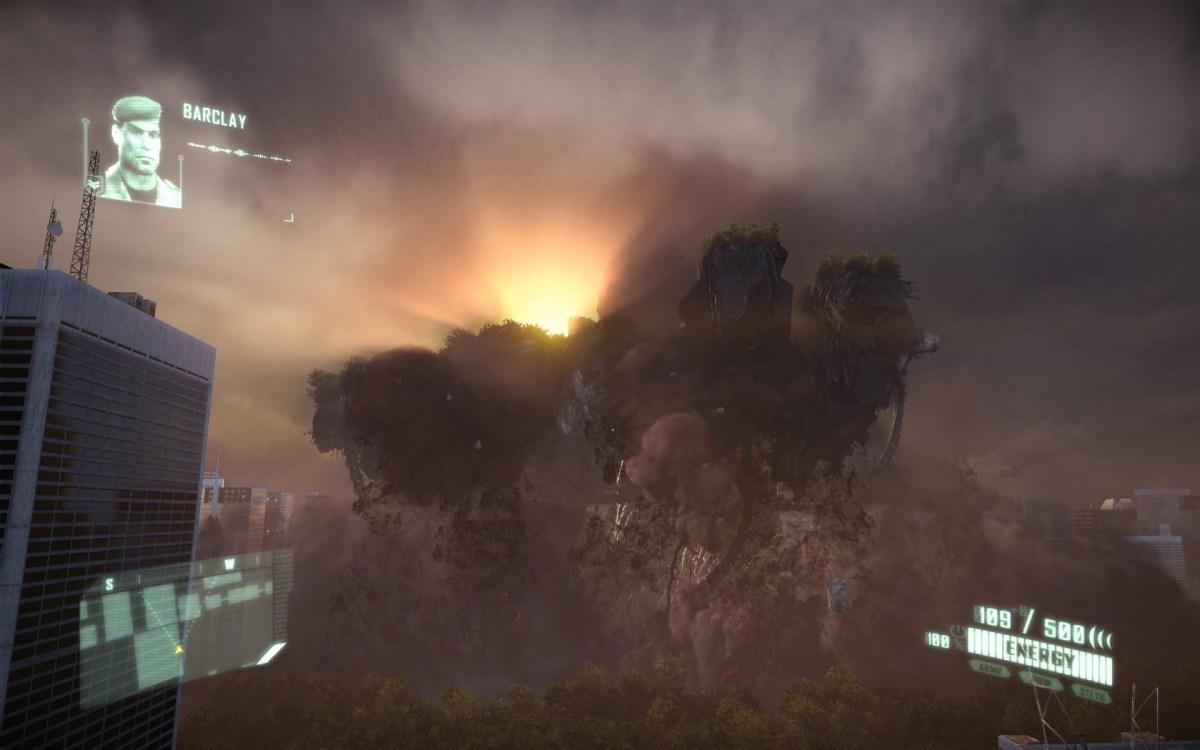 Crysis 2 Wallpaper Screenshot  (5)
