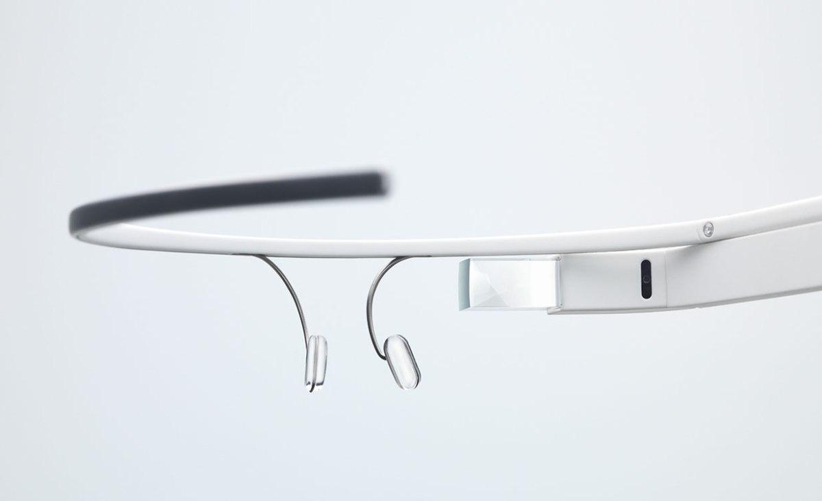 Google Glass Up Close