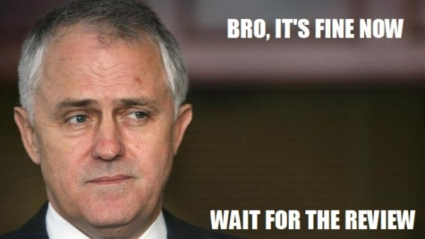 Malcolm Turnbull Derp