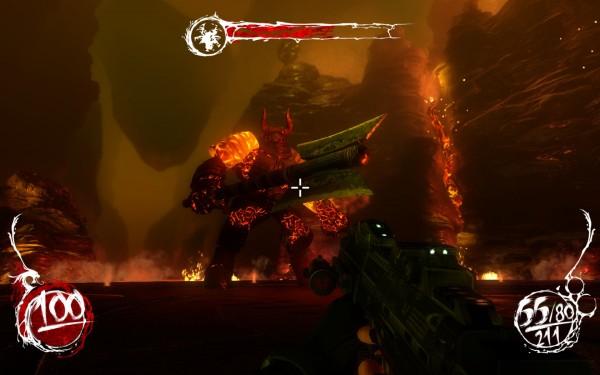 Shadow Warrior Screenshot Wallpaper Boss Fights