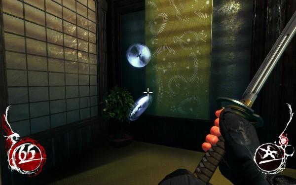 Shadow Warrior Screenshot Wallpaper Forever Floating Shurikens