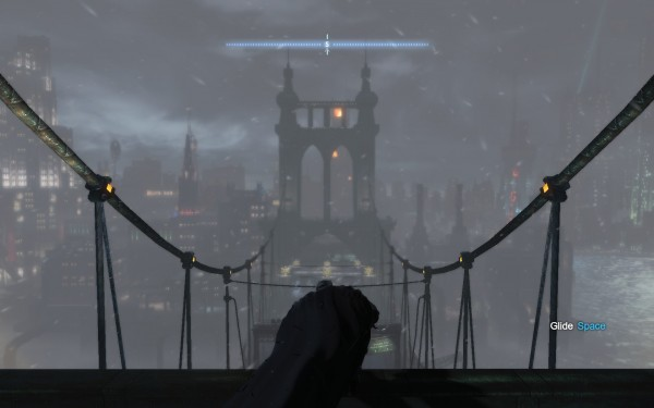 Batman Arkham Origins Review Screenshot Wallpaper Eternal Vigilance
