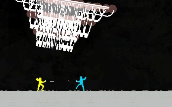 Nidhogg Review Screenshot Wallpaper Chandelier