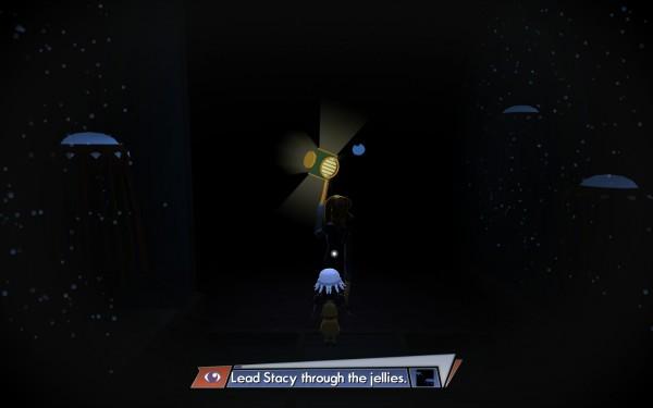 Octodad Dadliest Catch Review Screenshot Wallpaper Through the Jellies