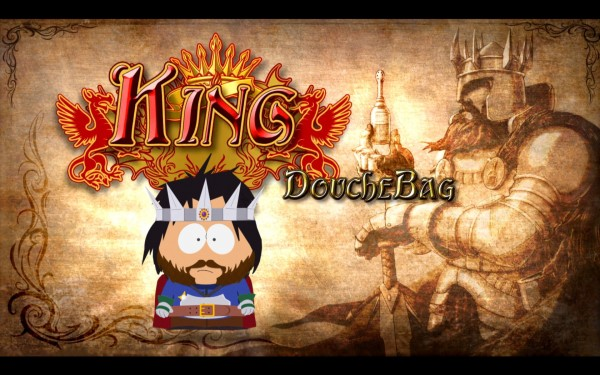 South Park The Stick of Truth Review Screenshot Wallpaper King Douchebag