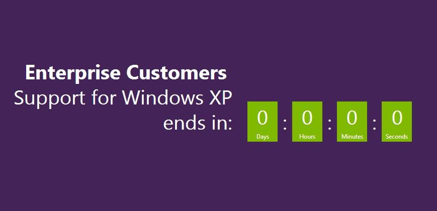 XP IS DEAD LONG LIVE WINDOWS