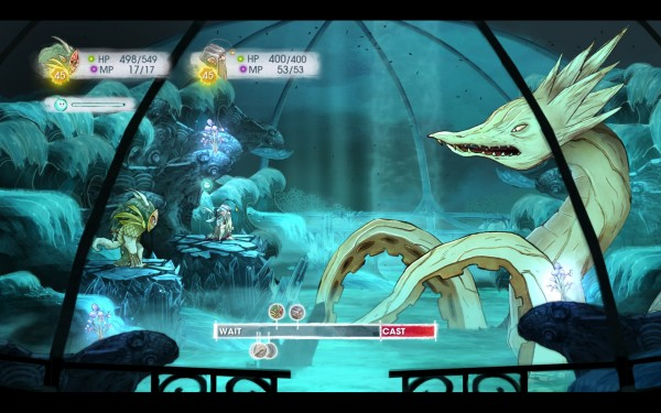 Child of Light Review Screenshot Wallpaper Sea Monsters