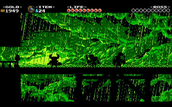 Shovel Knight Review Screenshot Wallpaper Darkness Befalls You