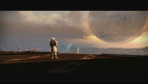 Destiny Review Screenshot Wallpaper All Ends are Beginnings