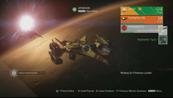 Destiny Review Screenshot Wallpaper In Orbit