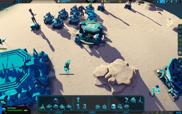 Planetary Annihilation Screenshot Wallpaper Work Work
