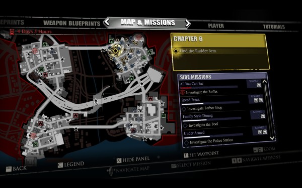 Dead Rising 3 Review Screenshot Wallpaper map