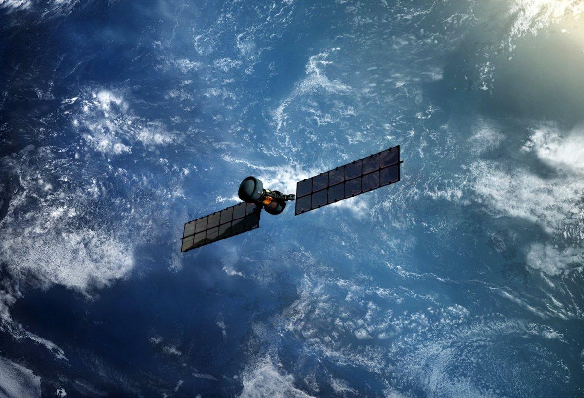 Glonets M Satellite