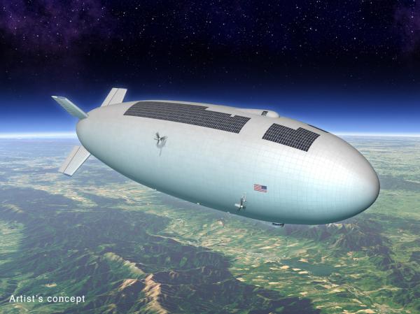 NASA Airship Concept