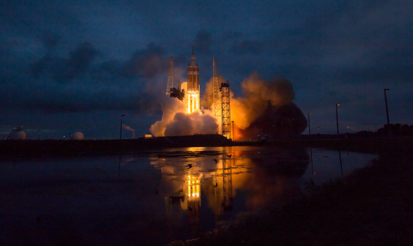 Orion Exploration Flight Test