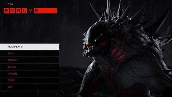 Evolve Rview Screenshot Wallpaper Title Screen
