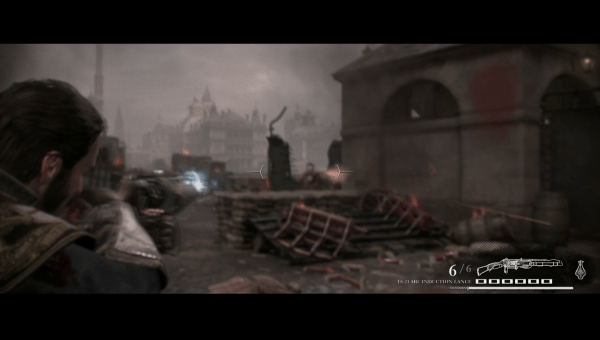 The Order 1886 Review Screenshot Wallpaper Lightning Gun
