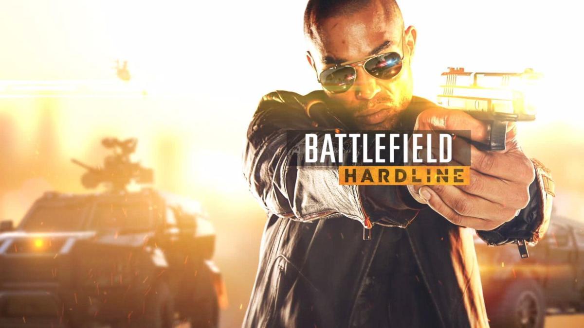 Battlefield Hardline Review Screenshot Wallpaper Title Screen