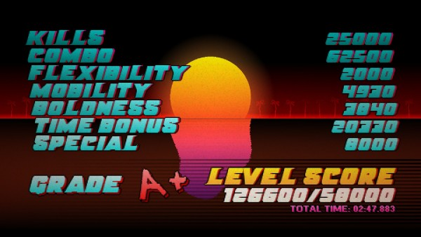Hotline Miami 2  Wrong Number Review Screenshot Wallpaper Score Screen