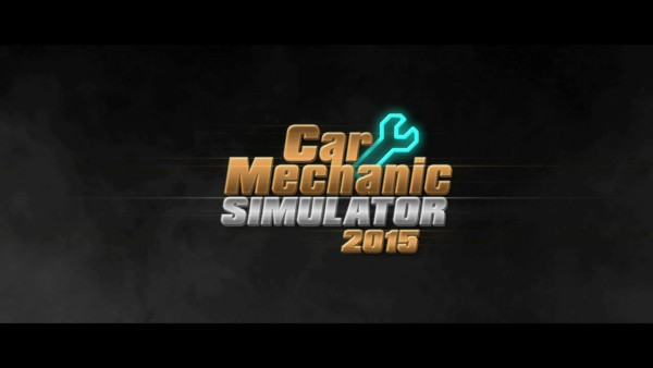 Car Mechanic Simulator 2015 Review Screenshot Wallpaper Title Screen