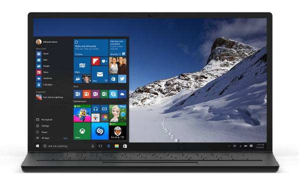 Windows 10 29th July 2015